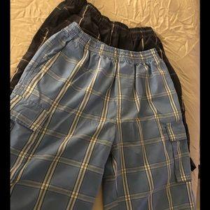 Other - 2 pairs of men's Shaka shorts